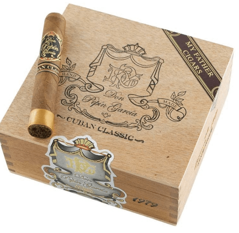 Buy My Father Don Pepin Black Garcia Classic 1979 Robusto cigars in Barbados or online from the finest collection of My Father Don Pepin Black Garcia Classic 1979 Robusto cigars available for sale in Barbados