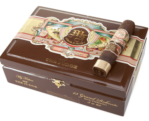 Buy My Father The Judge Grand  Robusto cigars in Barbados or online from the finest collection of My Father The Judge Grand  Robusto cigars available for sale in Barbados